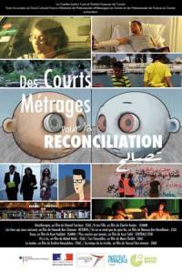 """Affiche de """"Des courts métrages pour la réconciliation"""""""