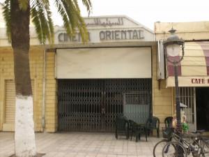 Cinéma L'Oriental, Hammam Lif (K. Bendana)