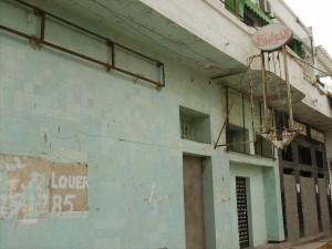 Cinéma Le Colisée, Hammam Lif (K. Bendana)